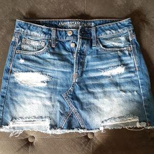 American Eagle miniskirt Size 2